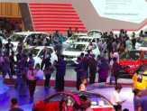 Ekonomi Lesu, Penjualan Mobil di 2 Pameran Ikut Loyo