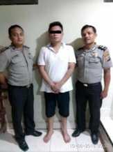 Polisi Tangkap 1 dari Empat Pencuri Alfamart di Rohil