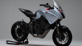 CB4X Concept, untuk 'Biker' yang Suka Meliuk-liuk