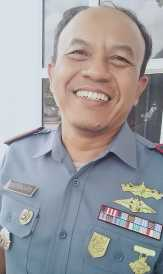 Pelabuhan Pos TNI-AL Bagansiapiapi Rusak Parah
