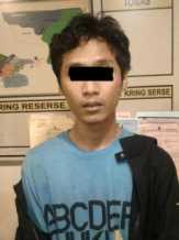 Gelapkan Motor, Pemuda Lajang di Duri Dicokok Polisi