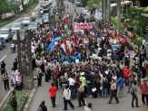 Mahali Demo Kantor Walikota, Tuntut Bongkar Dugaan Permainan di ULP