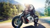 BMW Pamer Konsep Motor Listrik Baru Ala Mesin Boxer