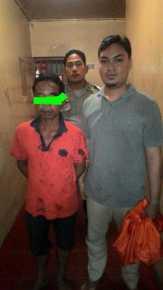 Di Kecamatan Mandau, Polisi Ciduk Pelaku Curanmor Motor Supra X 125
