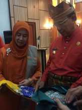 Miliki 23 Jenis Batik, Bupati Wardan Harapkan Setiap Kamis ASN Kenakan Batik Khas