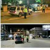 Lampu Rotator dan Sirine Buat Pembalap Liar di Kota Duri Kocar-kacir