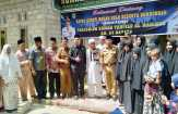 Desa Mahato Bandar Selamat Punya Rumah Tahfiz, Bupati Sukiman Ngaku Bangga