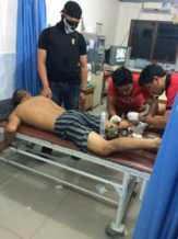 7 Maling Motor Spesialis Parkiran Masjid di Pekanbaru Diringkus Polisi