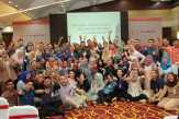 Bank Riau Kepri Laksanakan Workshop Reaching The Excellence Motivation Program