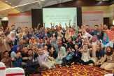Bank Riau Kepri Laksanakan Workshop Reaching The Excellence Motivation Program