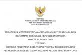 Berikut Kisi-kisi Resmi 3 Tes SKD CPNS 2019 Berdasarkan PermenPANRB