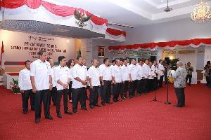 Zulmansyah Sekedang Pimpin SPS Riau Periode 2016-2020