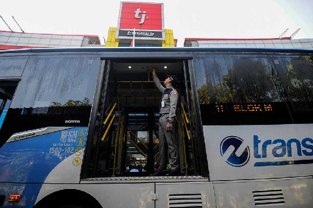 TransJakarta Tambah 600 Bus Baru