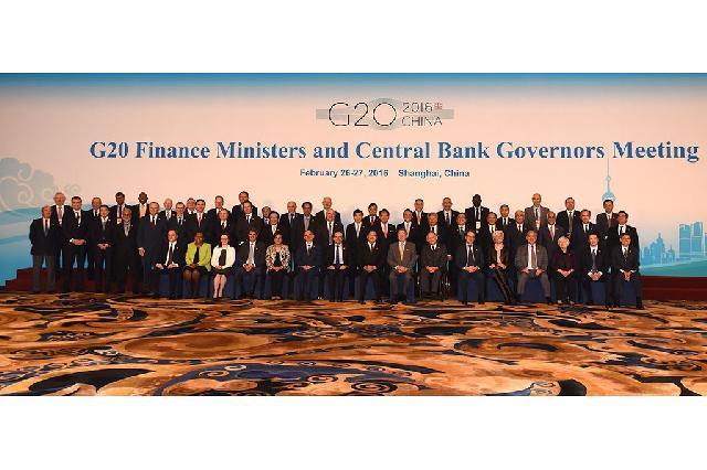 Pertemuan Menkeu dan Gubernur Bank Sentral G20 di Shanghai
