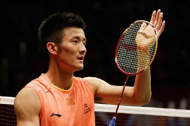 Chen Long Juara Dunia Lagi