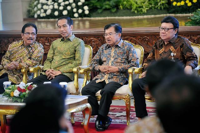 Presiden Ingatkan Daerah Segera Belanjakan APBD