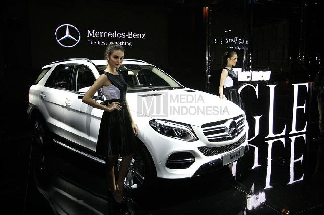 Peluncuran New Mercedes-Benz GLE