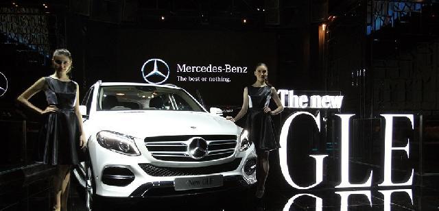 Peluncuran New Mercedes-Benz GL