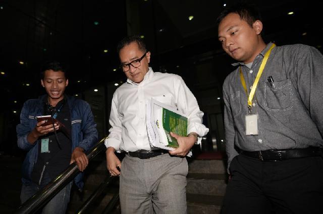 Kepala Kanwil DJP Jakarta Diperiksa KPK
