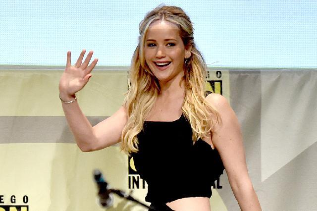Jennifer Lawrence Menjadi Aktris dengan Bayaran Tertinggi