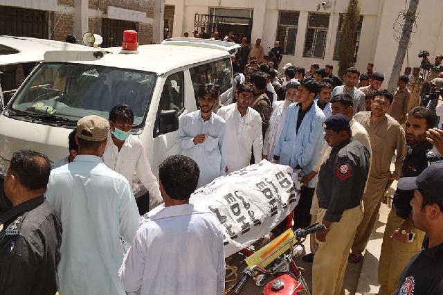 Empat Polisi Tewas Diberondong Tembakan di Pakistan