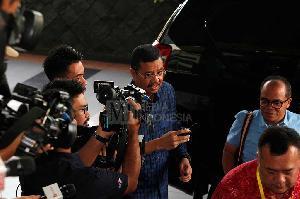 Gubernur Sumut Diperiksa KPK