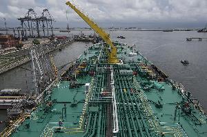Tanker MT Sanggau Mulai Beroperasi