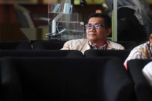 Agun Gunanjar Diperiksa untuk Tersangka Setya Novanto
