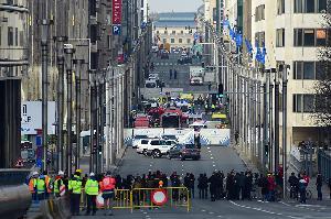 Ledakan Brussels, Korban Tewas Capai 34 Orang