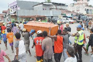Dua Warga Sipil Tewas Akibat Insiden Penembakan di Mimika Papua