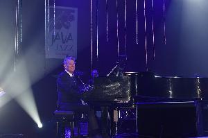 David Foster Tampil Memukau di Java Jazz Festival