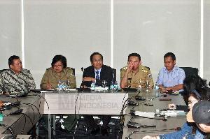 Pemerintah Putuskan Reklamasi Teluk Jakarta Dihentikan Sementara