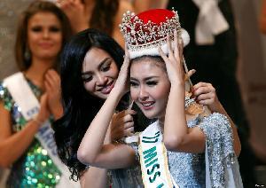 Kevin Liliana Bakal Jadi Mbok Jamu di Miss International 2017