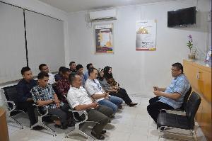 Dirut Bank Riau Kepri Berikan Semangat dan Motivasi Untuk Pegawai Capem Daik Lingga