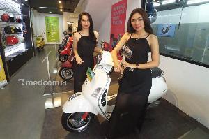 Piaggio Punya Dealer Baru di Bogor