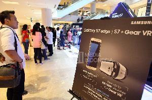 Peluncuran Samsung Galaxy S7Peluncuran Samsung Galaxy S7