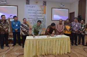 Bank Riau Kepri Teken MoU Dengan Kejati Kepri Bidang Datun