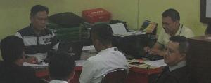 Karo Humas Setdaprov Riau dan Dua Oknum Protokoler Jalani Pemeriksaan